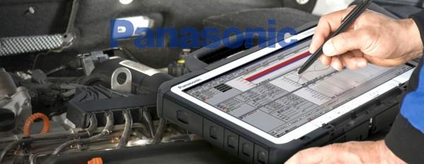 LKW Diagnose Gerät Panasonic - Brotos® Pro-Modul LKW OBD2 für fast alle LKW mit Tiefendiagnose 2021