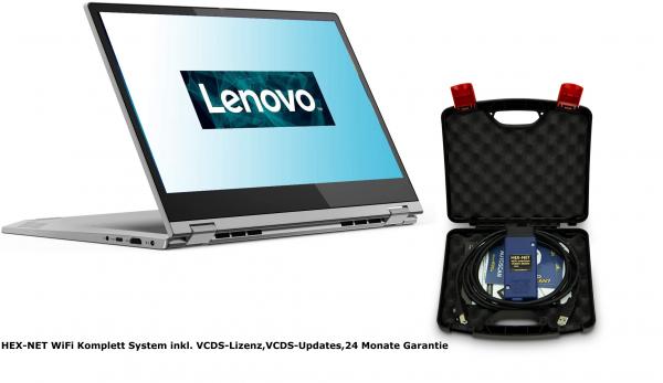 HEX-NET WiFi Komplett System 2021 inkl. VCDS-Lizenz,VCDS-Updates,24 Monate Garantie