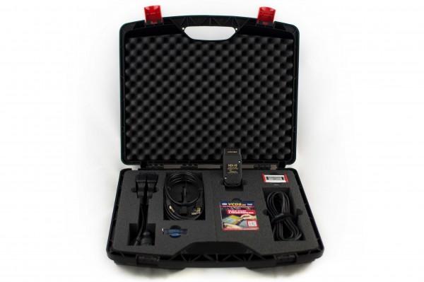 Original Ross-Tech® VCDS® VCDS HEX V2 Unlimited Werkstatt Koffer 2021 VCDS-Lizenz, 24 Monate Garanti