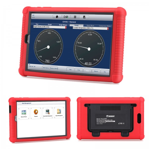 Automotive Diagnose & Analysesystem‎, Brotos® Pro-Modul OBD2 iSmart400 DIGITAL